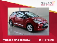 DS3 CABRIO 1.2 5DR....WITH ONLY 38,000 KLMS