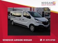 MINIBUS LL29 1.6 DSL 9 SEATER....WITH ONLY 68,000 KLMS