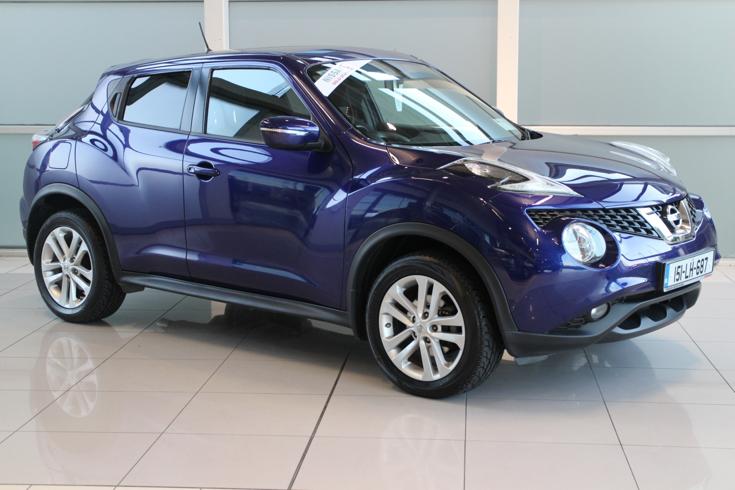 Nissan Juke Sv 1 5 Dsl With Only 52 000 Klms Scrappage