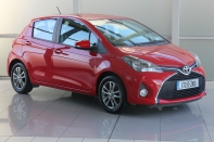 Toyota Yaris Luna 1.0  5Dr with ONLY 15,400 km...SCRAPPAGE DEAL...  Contact Ciaran Dunne on 086 7955667