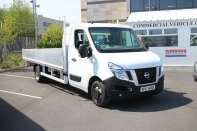 Chassis Cab 2.3l 135BHP Drop Side Loader with Flat Bed