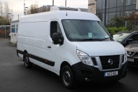 L3 H2 RWD 135 BHP  CHILL AND FREEZER CAPABILITY....WITH ONLY 74,000 KLMS